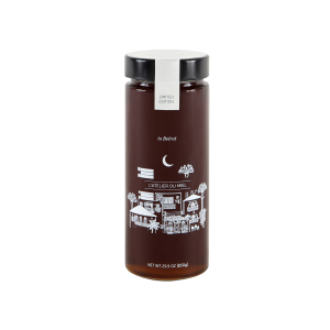 limited edition lebanese honey in a jar